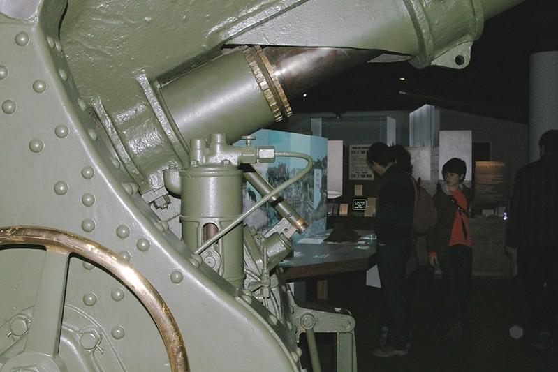 British 9.2 inch Howitzer 9