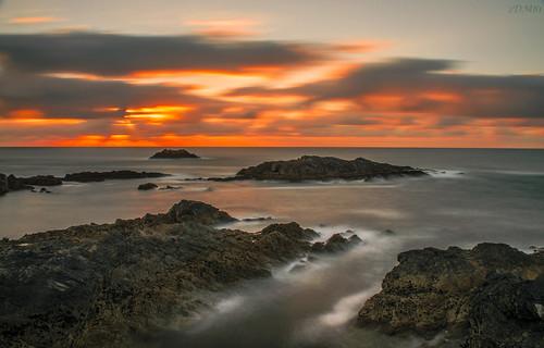 longexposure sunset sea sky cloud costa seascape landscape mar nikon shoreline goldenhour largaexposición nikond5100 goldenbreeze