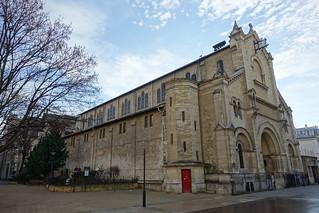 Notre Dame du Travail @ Paris