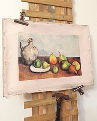 Still Life - Pitcher and Fruit
