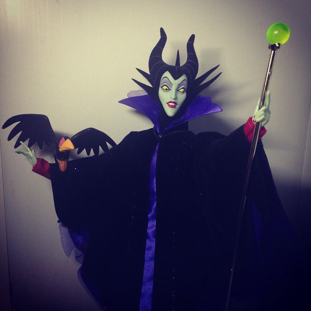 Mistress Of All Evil Maleficent Sleepingbeauty Di