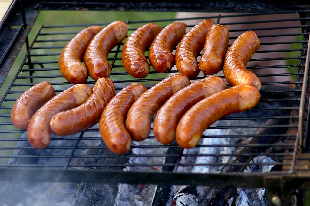 Sezon grillowy czas zacząć / Time to start barbecue season
