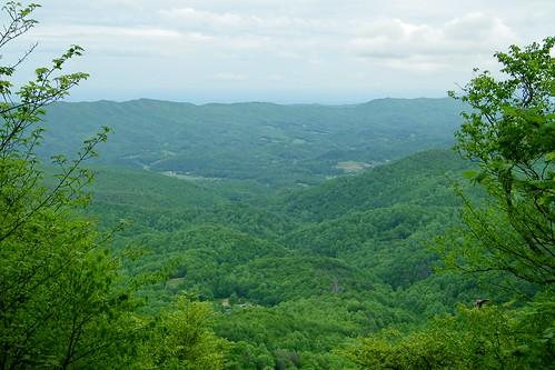 mountain iron gap appalachian