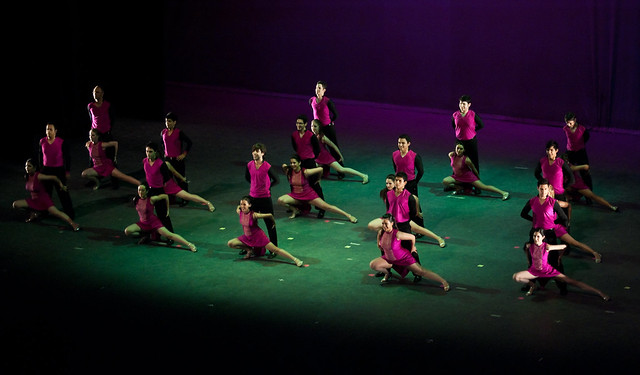 The Pink Dancers