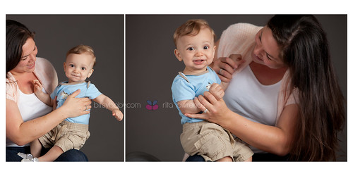 baby photography studio Annapolis | by Bitsy Baby Photography [Rita]