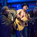 Nouveau String Band with Marce Lacouture at the Frishberg Family Benefit
