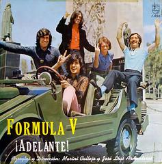 Adelante - LP Edición venezolana - Por cortesía de nuestro amigo José Bastidas | by Fórmula V
