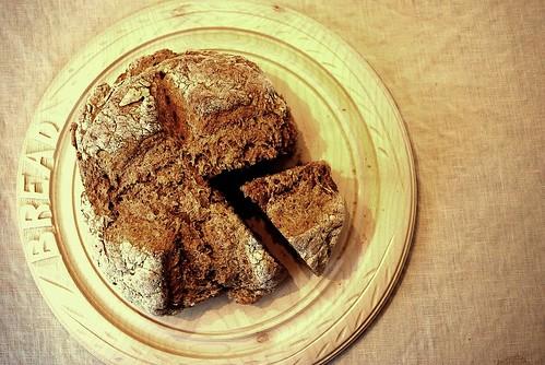 Irish soda bread | by VintageVictuals