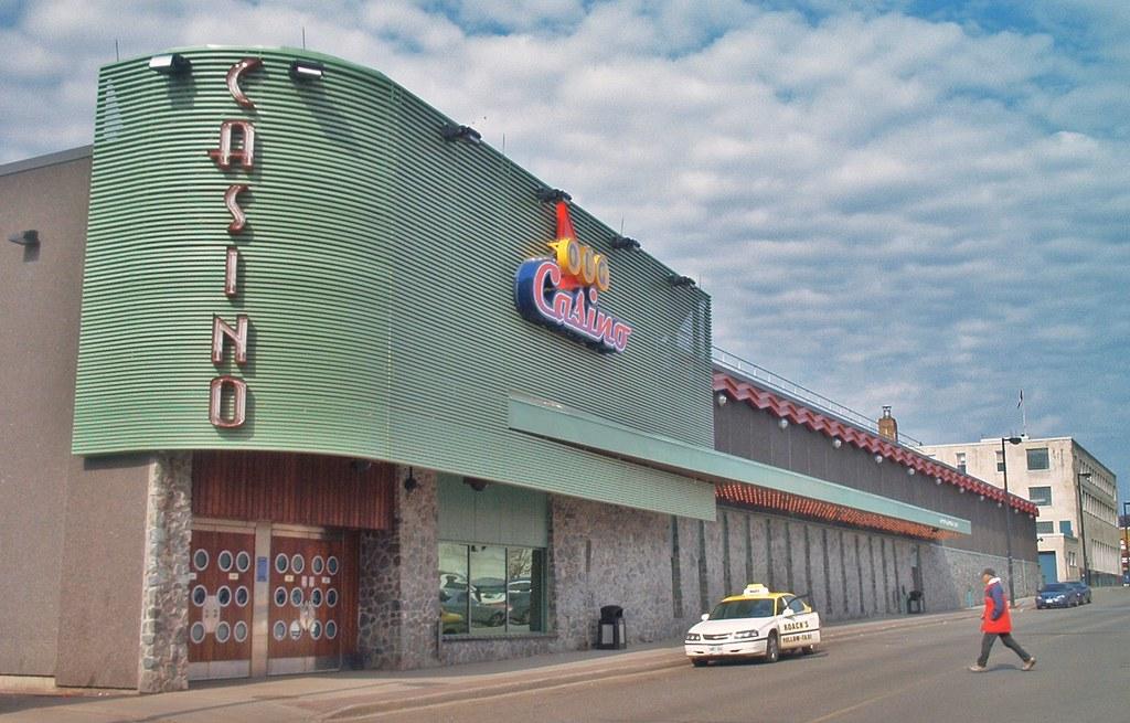 Thunder Bay Cab >> Thunder Bay Not So Charity Casino The Casino Was Built Wit