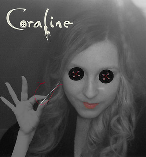 I starred in the movie Coraline