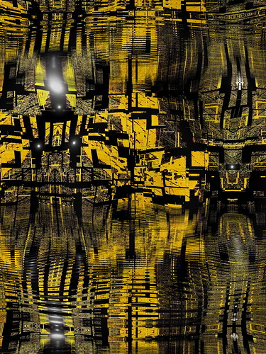 water mirror ripple sunspot bulge digitalmanipulation acdsee