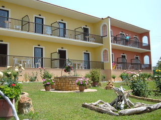 Kaloudis Holiday Village, Arillas, Corfu | by pj's memories