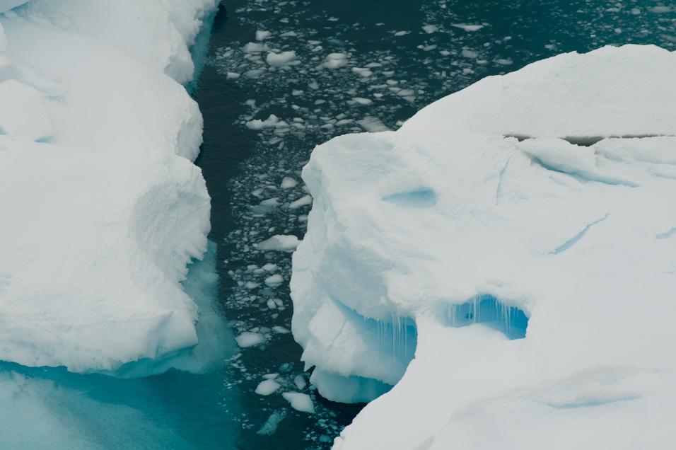 Iceberg River