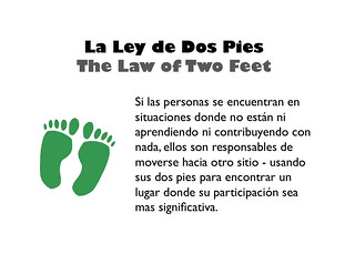 la ley de dos pies (law of two feet) | by planeta