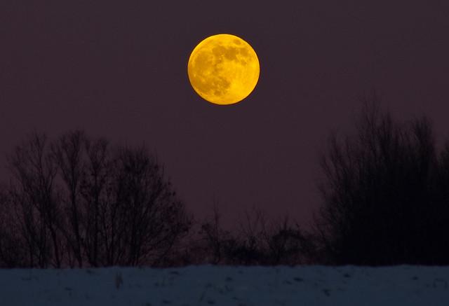 Moon over Eilendorf