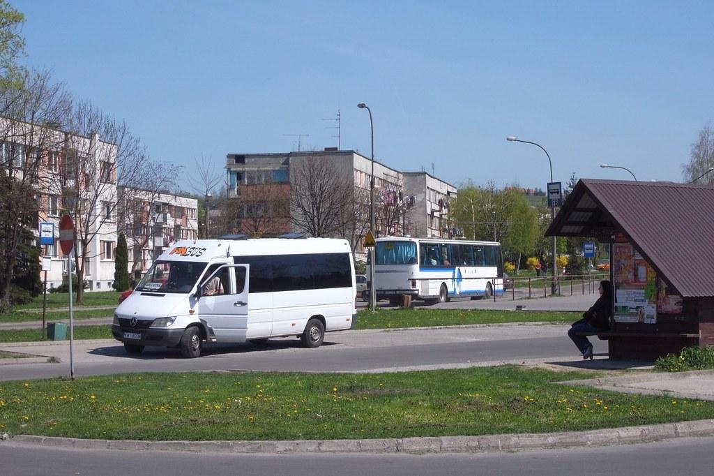 Przystanek / Bus stop
