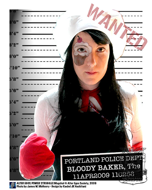 Bloody Baker • Portland's Most Wanted   Kaebel Hashitani   Flickr