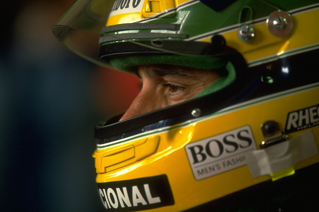 In Memory of Ayrton Senna // 15 years without a champion