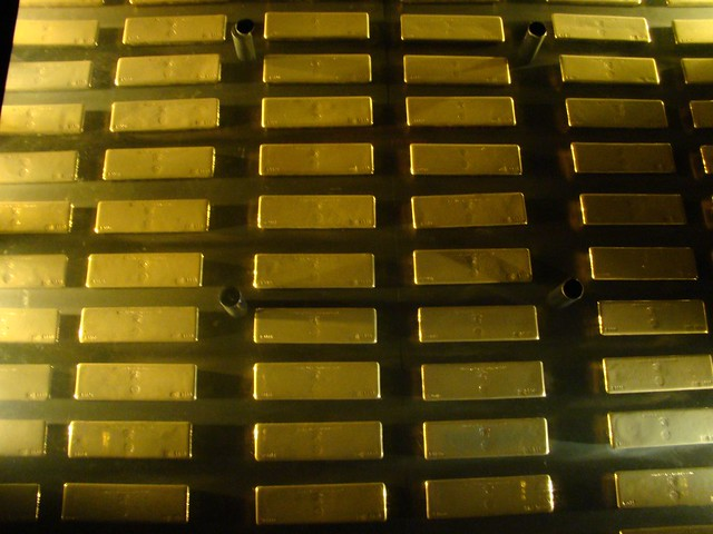 Gold Bars - City Museum of Melbourne