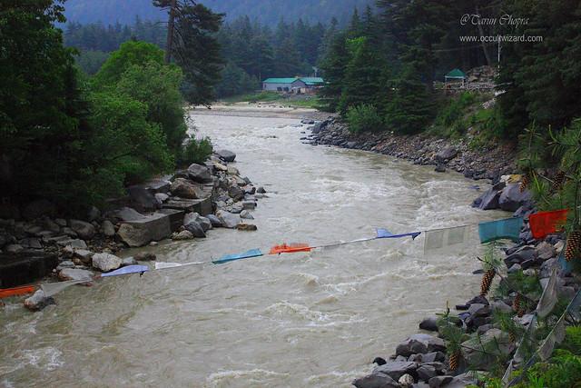 River Bhagirathi - Harsil