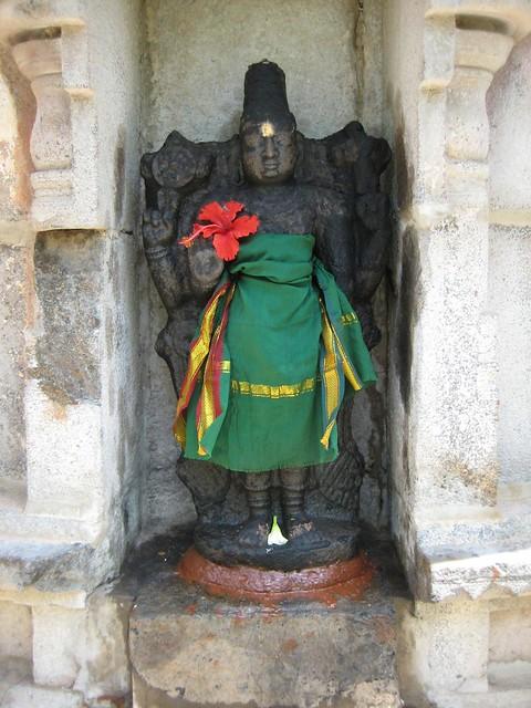 Vishnu as Koshta God