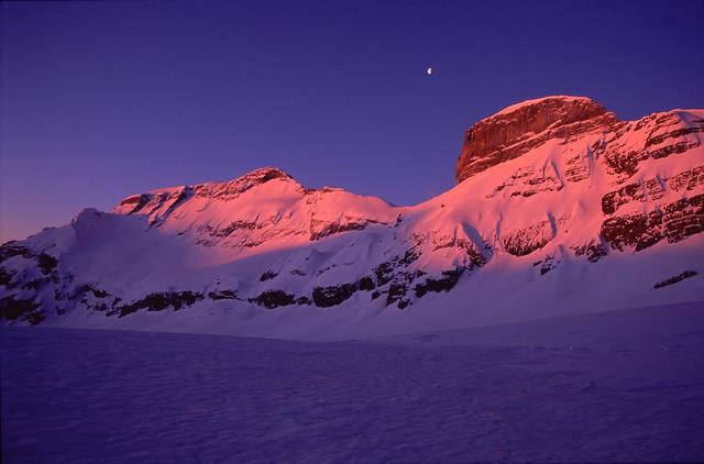 Monte Perdido y Cilindro de Marboré