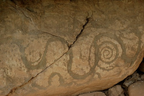 Neolithic Art from Knowth | by Bob Usher