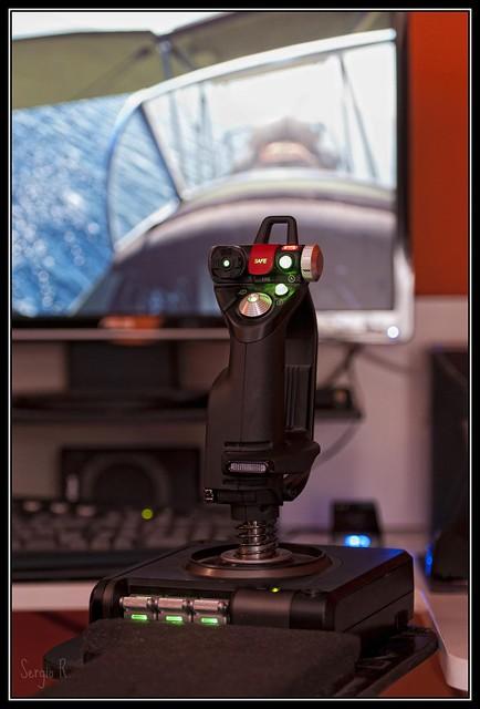Saitek X-52 Pro