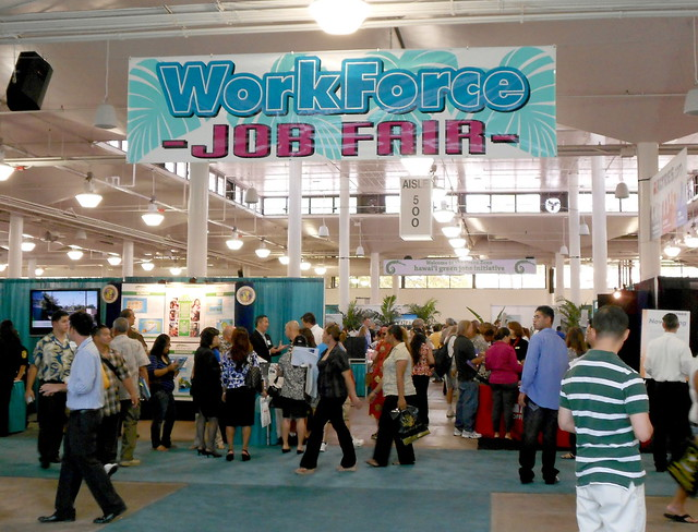 Workforce 2011 Job Fair  @ Blaisdell Center