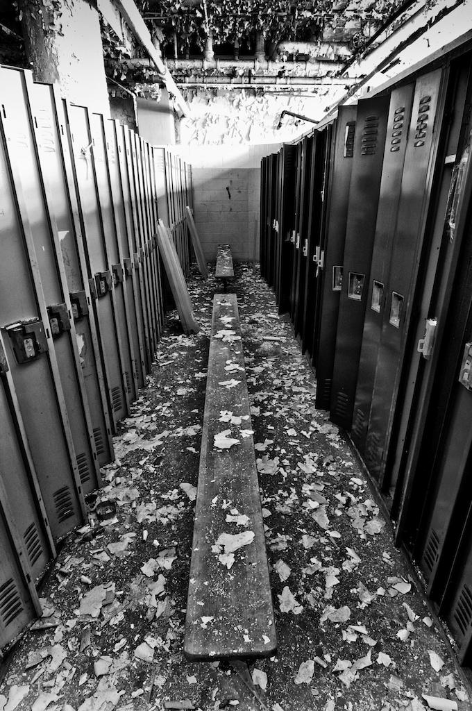 Lockers by johnkershner