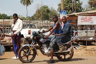 Motorcycle Taxi | by whiteafrican