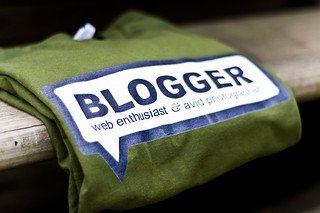 Blogger Tee | by Jorge Quinteros