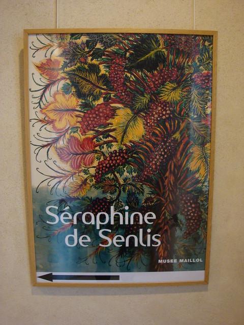 Séraphine Louis / Séraphine de Senlis