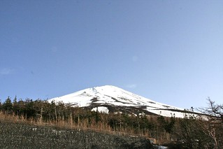 Mt. Fuji   by bvalium