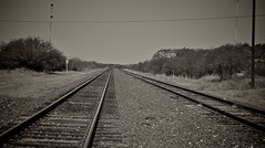 Comstock rail crossing