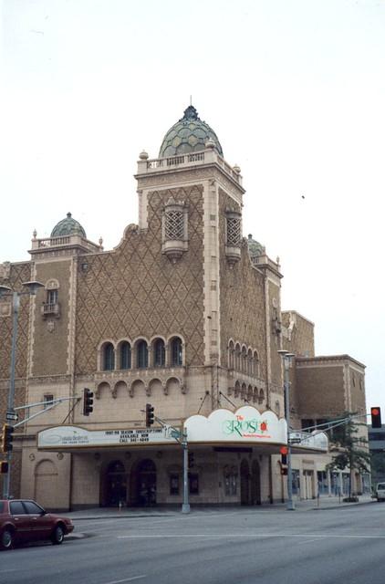 Rose Theatre: Omaha, NE