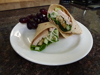 Grape Nuts Chicken Salad | by mealmakeovermoms