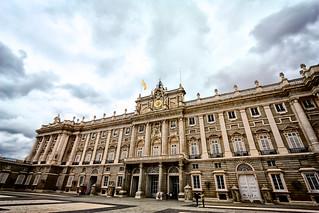 Palacio Real de Madrid I | by trioptikmal
