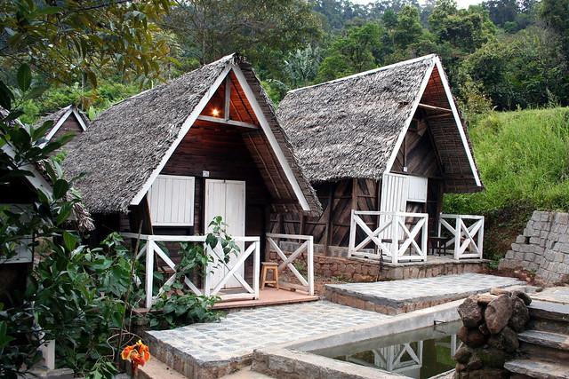 bungalows in ranomafana