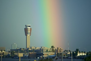 Sky Harbor Airport, Phoenix, Arizona | by dbostrom