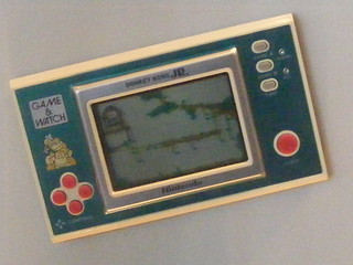Nintendo Game and Watch | by Jake Wasdin