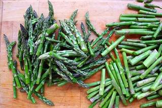 Asparagus   by peaflockster