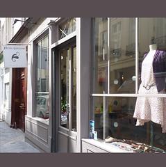 Iréna Grégori - Boutique de mode (Marais)