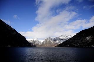 Sognefjord | by Kamil Porembiński