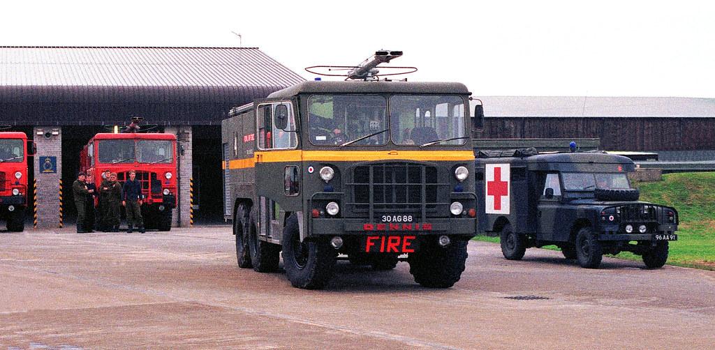 30AG88, RAF St Mawgan, August 1986