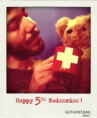 Massi's birthday wish from Rome