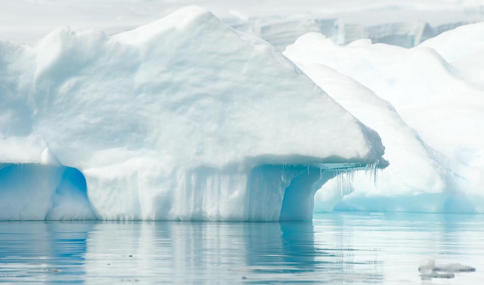 Shape of an Iceberg