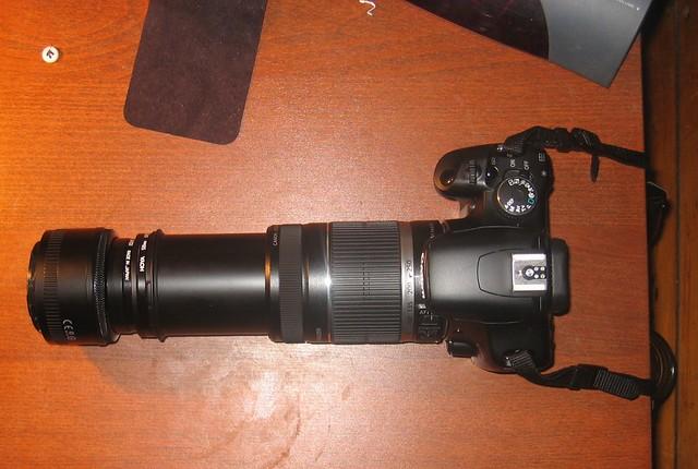 macro lenses extended