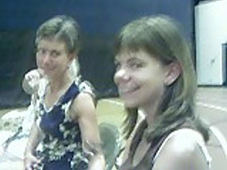 Judy and Jessica 9-27-06