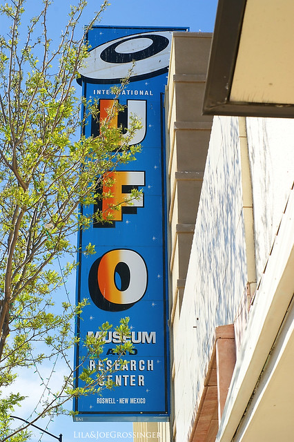 Roswell NM UFO Museum & Research Center